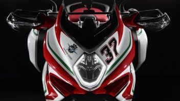 MV Agusta, Turismo Veloce: sport tourer dal DNA racing