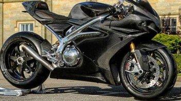Moto - News: Norton V4 RR: la SS già sold out, in arrivo la Carbon