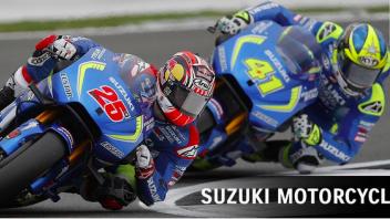 GUARDA IL LIVE: Suzuki si presenta a Eicma