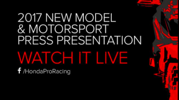 GUARDA: la presentazione live dei nuovi modelli Honda