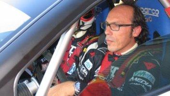 """Giornalista """"rallista"""": anche Guido Meda al Monza Rally Show"""