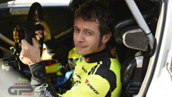 Rossi vs. Sordo: what a battle at the Monza Rally Show
