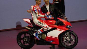 Moto - News: Ducati, 1299 Superleggera: bomba sexy