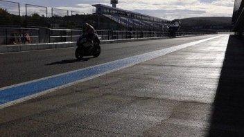 Jerez: Dopo la pioggia e la nebbia, finalmente il sole