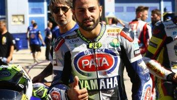 """Russo: """"In Superbike voglio essere nella top ten"""""""
