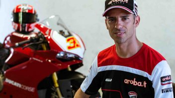 "Melandri: ""Chaz Davies will teach me to brake hard"""