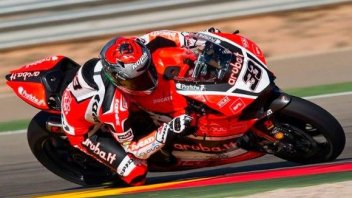 Superbike enters 2017 and Melandri does not disappoint