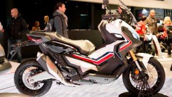 """EICMA, debutta l'Honda X-ADV: """"Vogliamo creare divertimento"""""""
