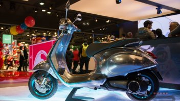 Vespa goes electric: the legend embraces the future