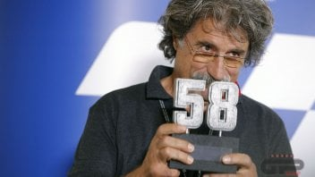 Paolo Simoncelli: it will be great to have Marco's name back