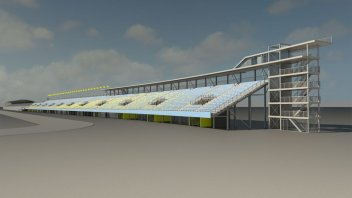 Assen gets a facelift: grandstands to be renovated