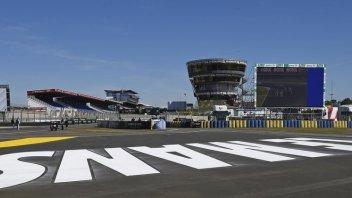 Il circuito di Le Mans si regala un nuovo asfalto