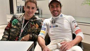 """Lorenzo: """"Ducati è come la Ferrari, qualcosa di unico"""""""
