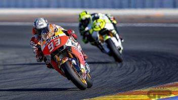 Marquez: la mia benzina? i rivali con nuove moto