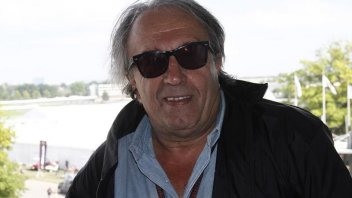 Santa Claus Pernat: Iannone has Belen... I'd give him a sedative