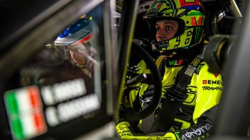 """Rossi: """"I would have liked to have Rosberg's problem"""""""