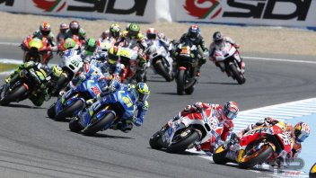 MotoGP, F1 and SBK: the war of the calendars