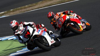 Fernando Alonso challenge Marc Marquez, but just for fun