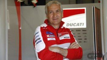 Tardozzi: la Ducati volerà anche senza ali