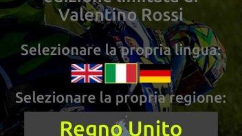 Rossi diventa un marchio: la Ford lancia le VR46 Edition