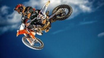 """KTM Offroad: promozioni """"senza età"""""""