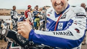 "Dakar: Botturi: ""Dakar 2017 will be my redemption"""