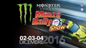 Il Monza Rally Show in tv su Sky Sport