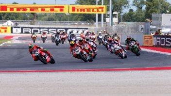 Nel 2017 cambia la griglia di partenza della Superbike