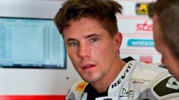 """""""PJ"""" Jacobsen in Supersport con MV Agusta"""