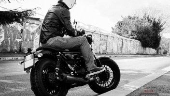 Test: Moto Guzzi V9 Bobber: storia senza tempo