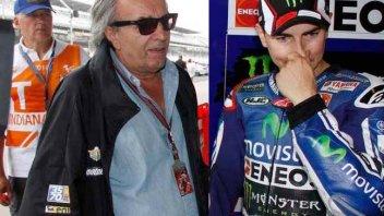 Pernat: Lorenzo deconcentrato per colpa della Yamaha