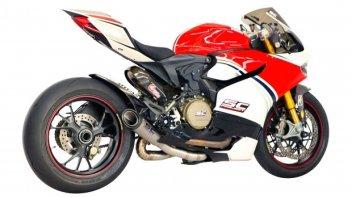 Moto - News: Tutti gli scarichi aftermarket per la Ducati Panigale