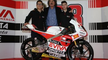 Sic58 arrives in the world championship with Arbolino and Suzuki