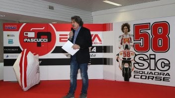 "Paolo Simoncelli: ""Respect for the brand on your chest comes before winning"""