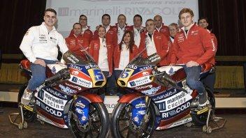 Snipers Team con Fenati per centrare il titolo Moto3
