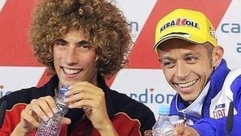 """Rossi, Sic at 30: """"I remember him young"""""""