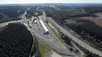 Spa-Francorchamps wants the MotoGP