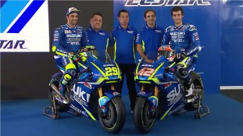 "Brivio: ""Iannone has what it takes to win with the Suzuki"""