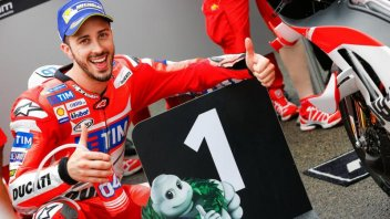 """Dovizioso: """"The Ducati without winglets is more physical and not as safe"""""""