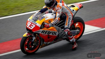 VIDEO. Marquez e Pedrosa in azione a Sepang