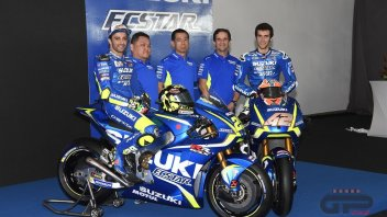 Iannone: Suzuki? Finally at the centre of a project