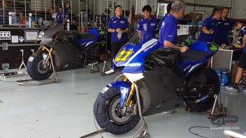 L'ultimo volo della Yamaha a Sepang