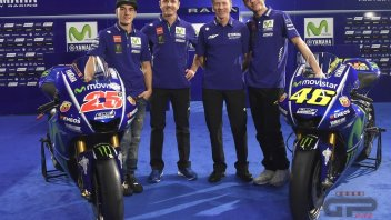 Jarvis: we have a super team with Rossi and Vinales