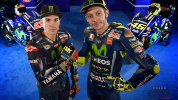 MEGAGALLERY. Rossi, Vinales & the new Yamaha: all the pictures