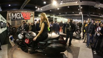 Motor Bike Expo 2017 al via a Verona: da oggi al 22 gennaio