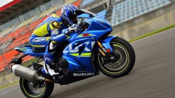 La gamma Suzuki in mostra al Motor Bike Expo 2017 di Verona