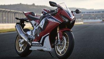 Honda CBR1000RR Fireblade: lama affilata