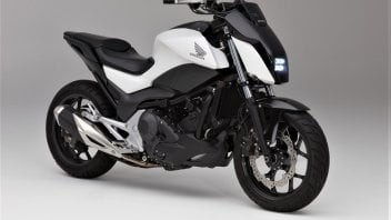 Honda Moto Riding Assist: equilibrio perfetto