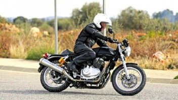 Royal Enfield Continental GT 750: to debut in March 2017