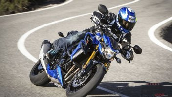 Moto - News: Suzuki GSX-S750 ABS, la sintesi perfetta